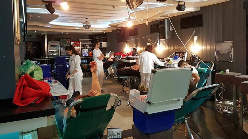 U rujnu prikupljena 261 doza krvi!
