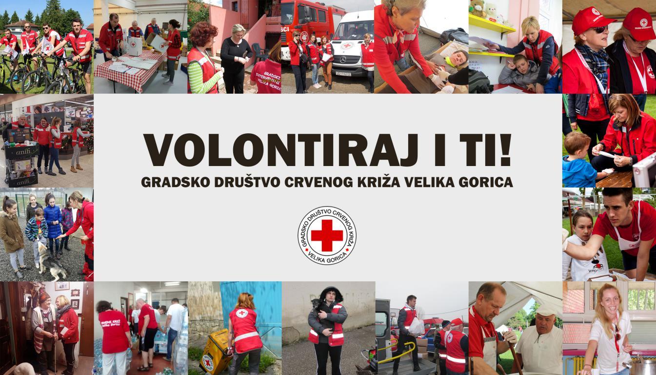 Postani i ti naš volonter!