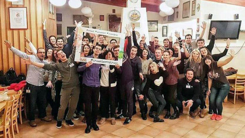 Crveni križ Velika Gorica izabran u Odbor Mladih HCK