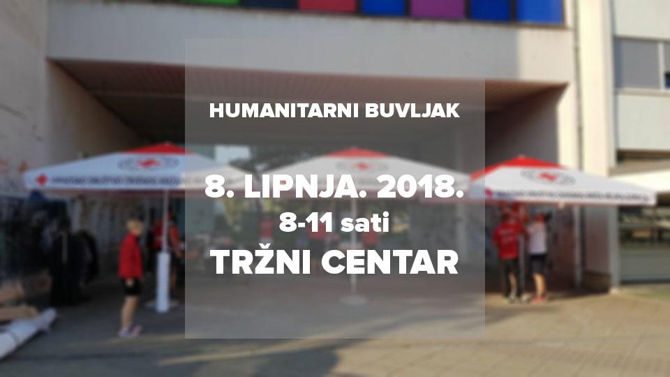Humanitarnji buvljak 8.6.2018.