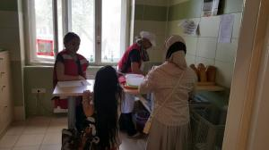 naša najmlađa volonterka Antea Duvnjsk (2)